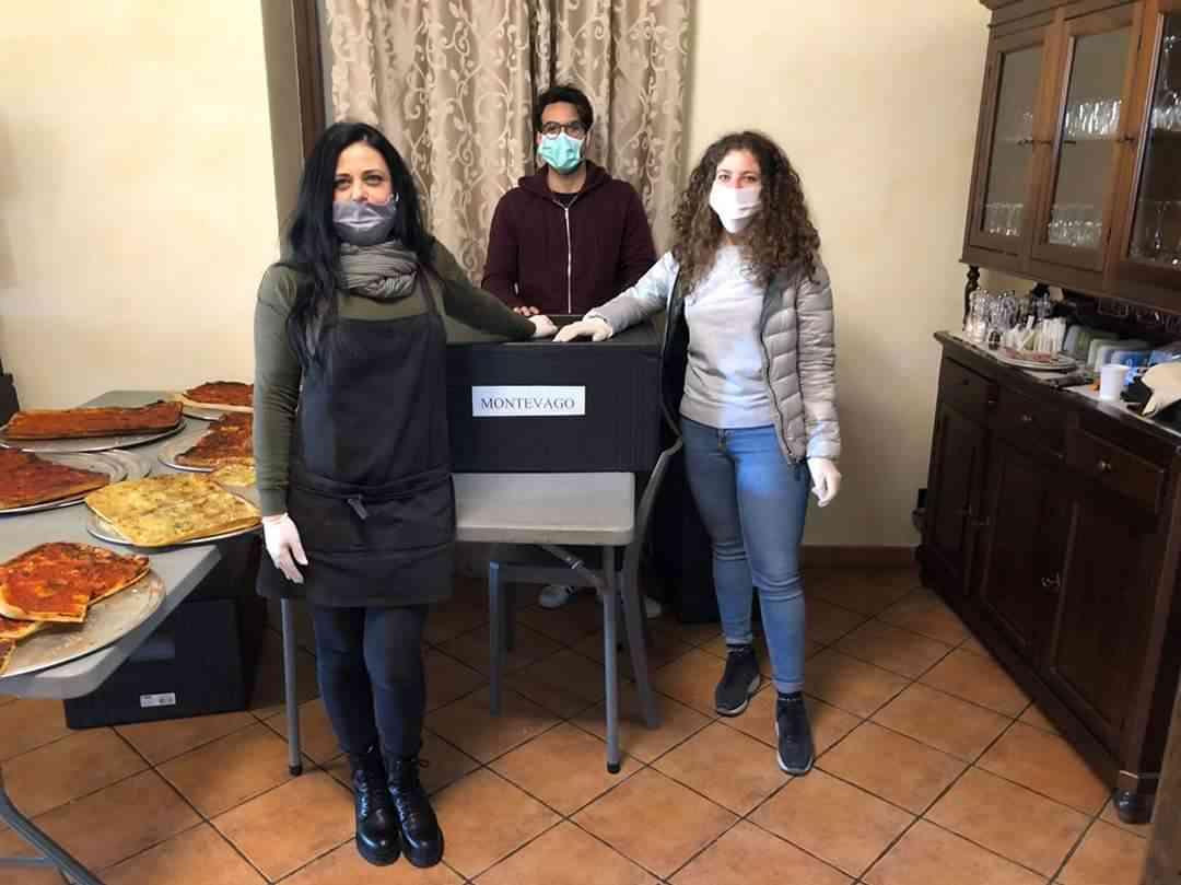 Immagine articolo: Montevago, al via oggi la consegna delle mascherine protettive a domicilio. Continua la distribuzione dei pasti caldi