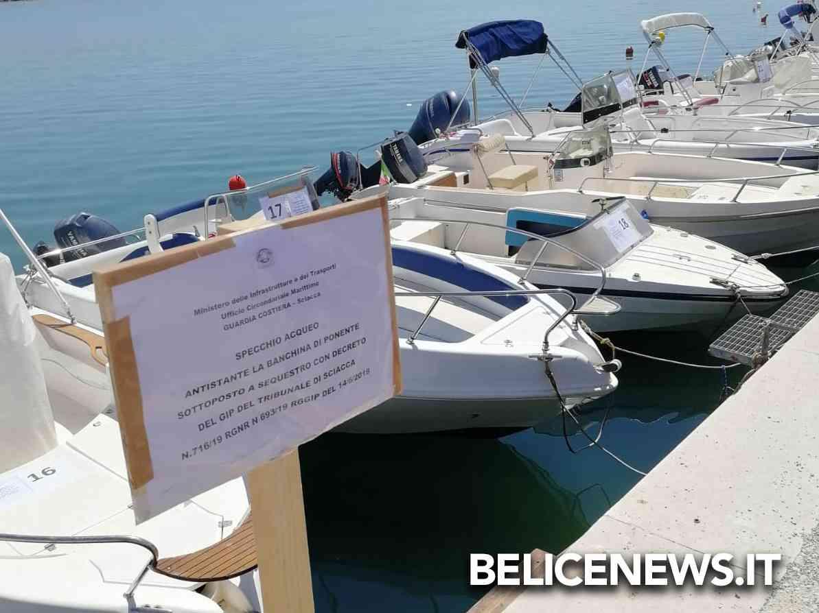 Immagine articolo: Porto Palo. Banchina di Ponente sotto sequestro. Panico tra i possessori delle barche ormeggiate