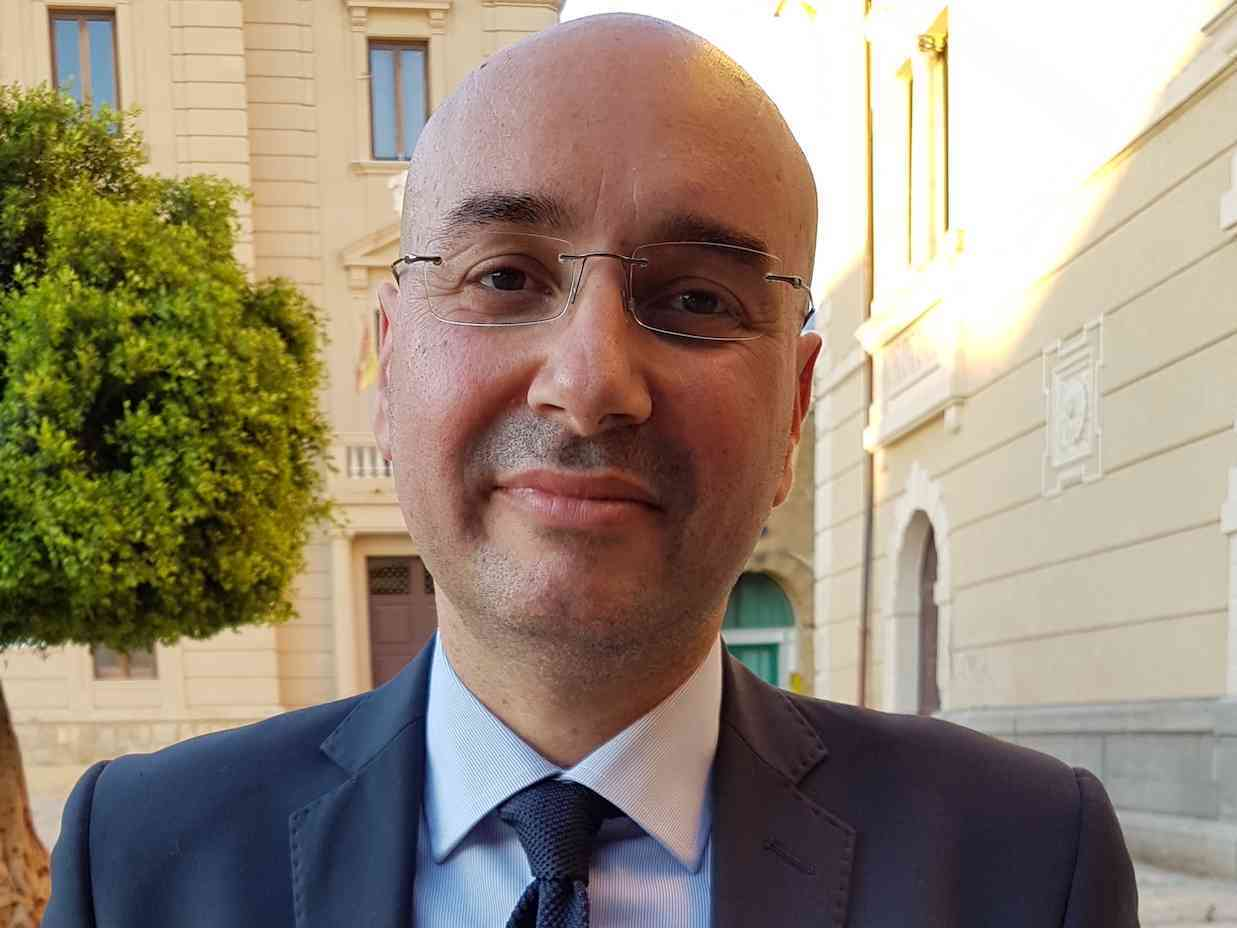 Andrea Pellegrino, Presidente del Consiglio Comunale di Menfi