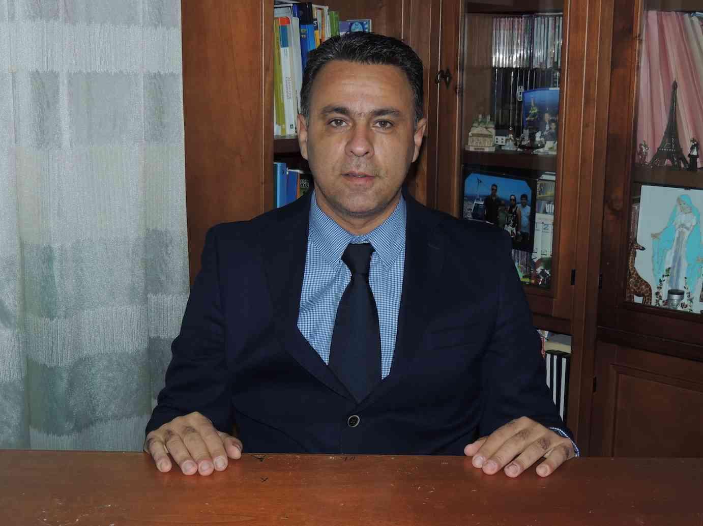 Il sindaco di Poggioreale: Girolamo Cangelosi