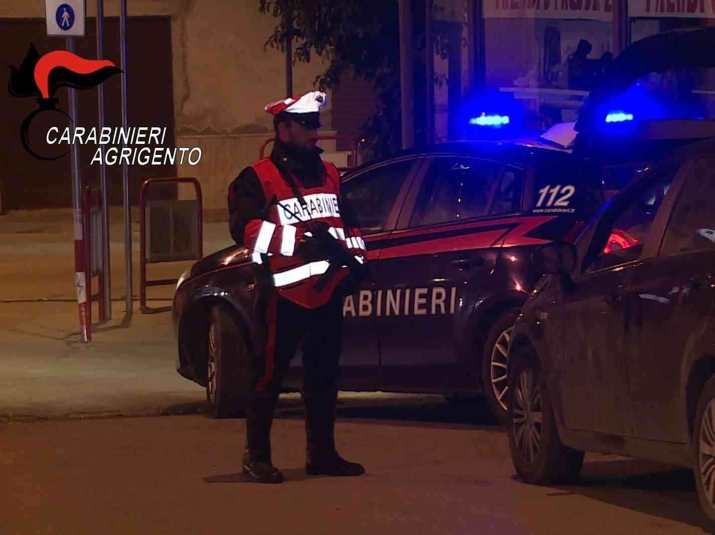 Immagine articolo: Droga tra S. Margherita e Montevago, due arresti e un minore denunciato