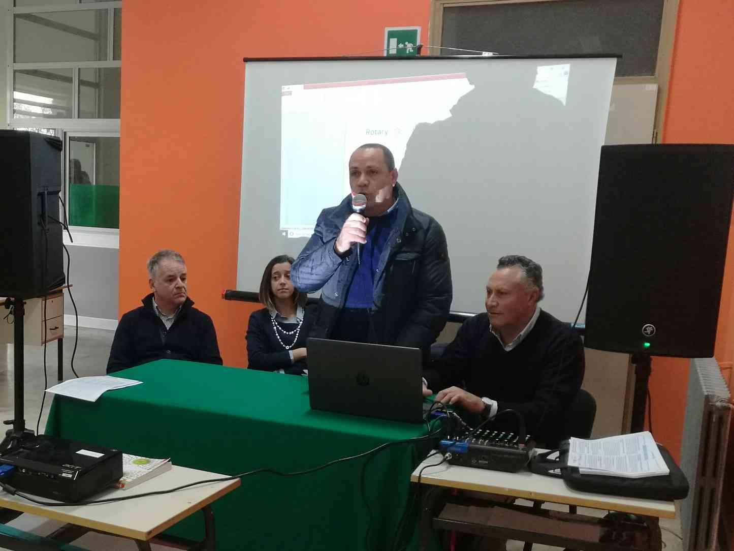 """Immagine articolo: Menfi, presentato il progetto """"Good News Agency"""" al Liceo Scientifico """"E. Fermi"""""""