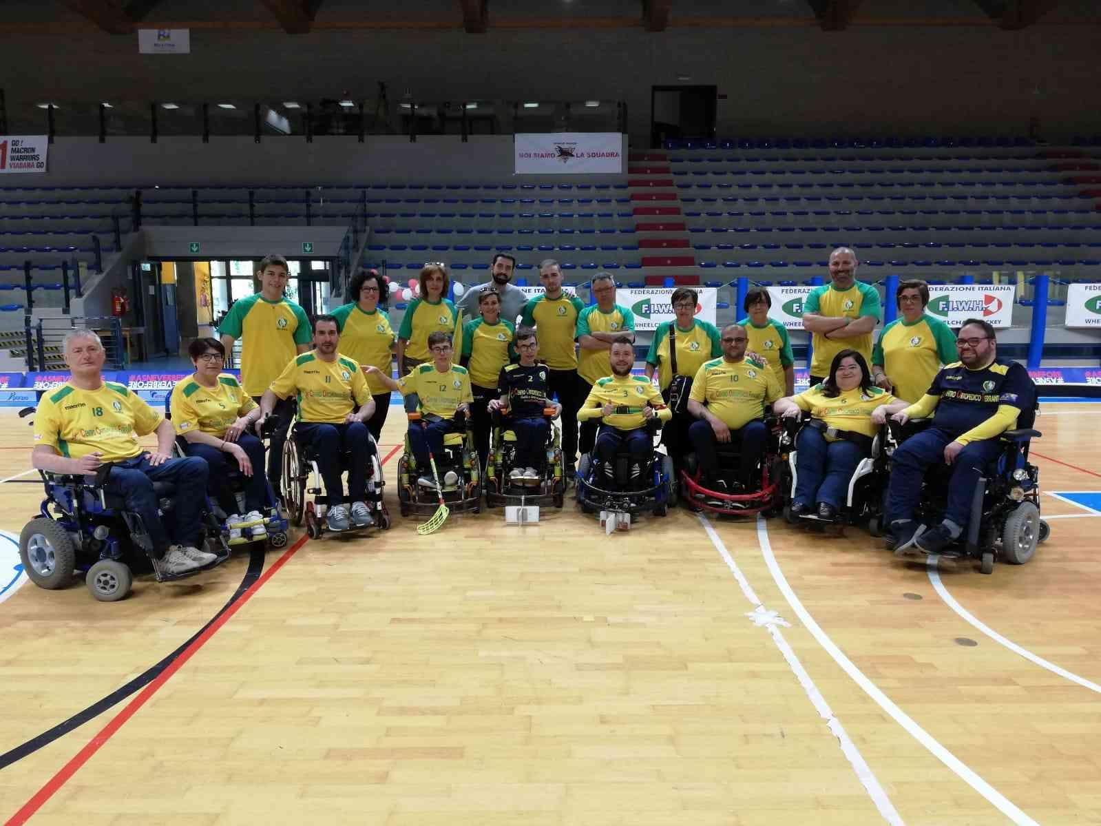 Immagine articolo: I Leoni Sicani tornano in Serie A1. Grande impresa del team giallo verde