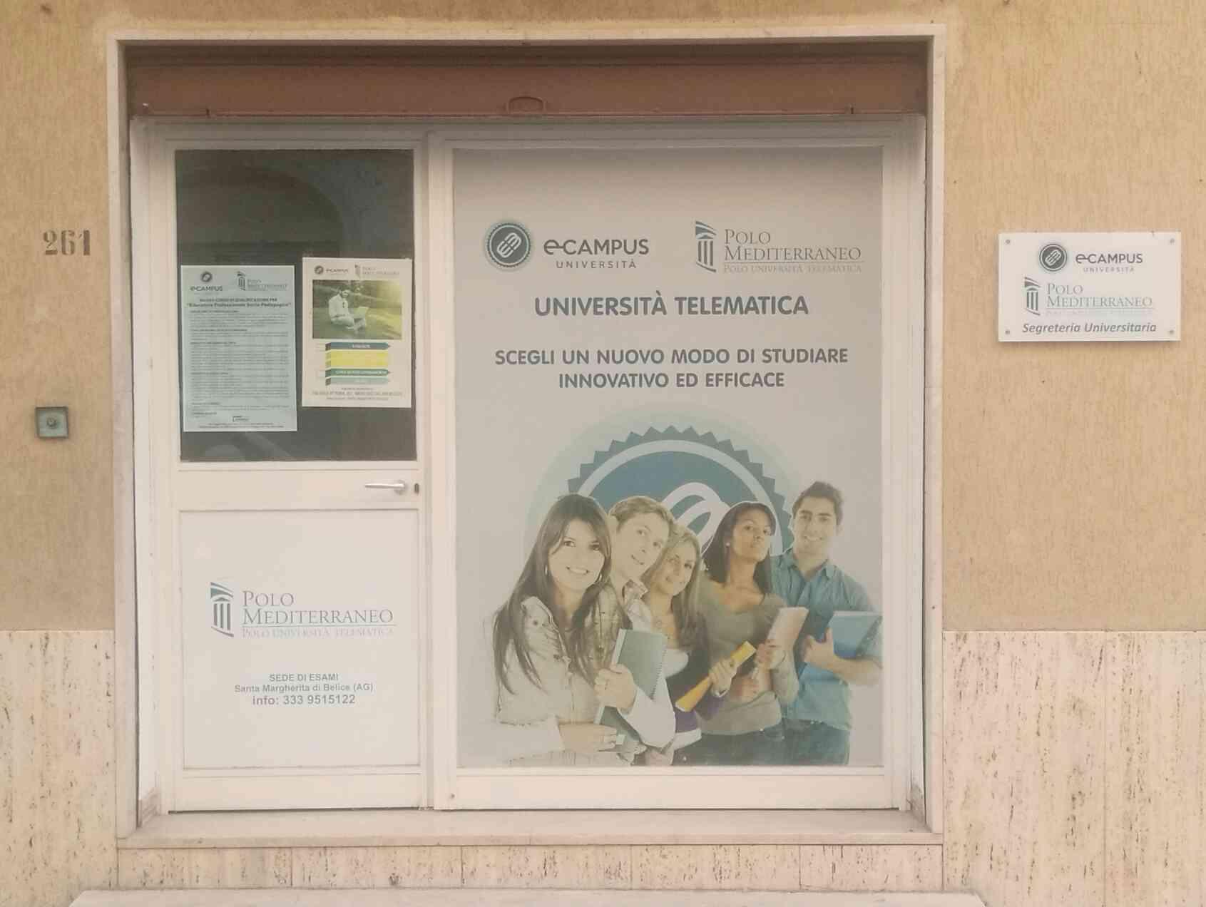 Immagine articolo: Università: il Polo Mediterraneo eCampus presente sul territorio e vicino agli  studenti