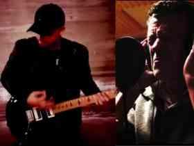 """Immagine articolo: """"L'uomo sulla Luna"""", il nuovo singolo del chitarrista siciliano Campisi e del cantante lombarbo Gerli: un messaggio di speranza da nord a sud"""