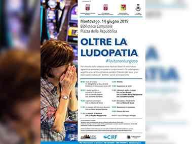 """Immagine articolo: Seminario """"Oltre la ludopatia"""", a Montevago se ne parla fra specialisti del settore"""