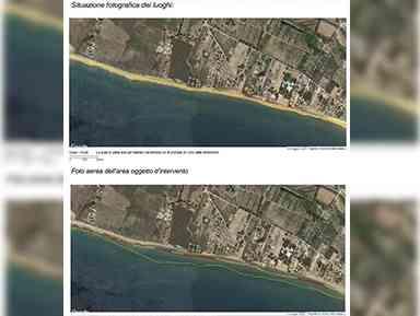 Immagine articolo: Menfi, erosione costa: in arrivo il finanziamento di 1,4 milioni di euro a difesa del litorale Cipollazzo -Terranova