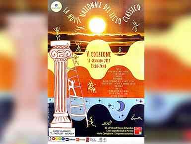 """Immagine articolo: Sciacca, venerdì sera il Liceo Classico """"T.Fazello"""" apre le porte per la """"Notte Nazionale del Liceo Classico"""""""