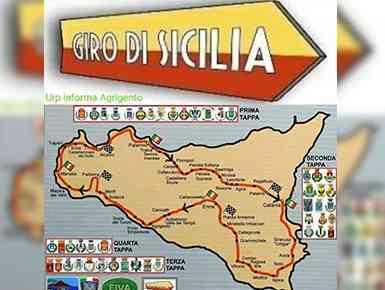 Immagine articolo: Giro di Sicilia, oltre 250 le prestigiose auto storiche al via da Palermo. Sabato 8 giugno passaggio da Menfi