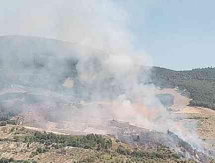 Immagine articolo: Roghi estivi, nell'Agrigentino tutto pronto per combatterli. A Sambuca a fuoco 20 ettari di terreno