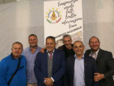 Immagine articolo: Successo a Terrasini per il congresso nazionale del sindacato CONFSAL Vv. del Fuoco. Importante consenso da personale Comando Provinciale di Agrigento