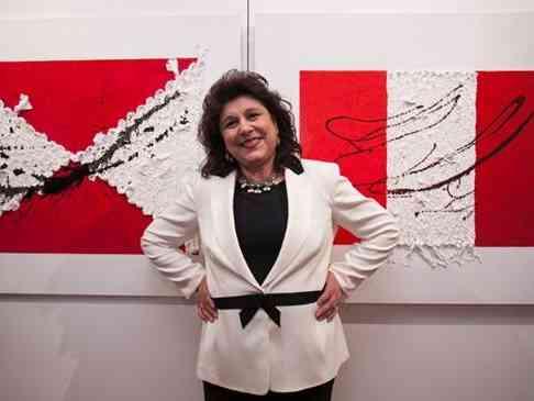 """Immagine articolo: Menfi, al via dal 23 Settembre la mostra """"Etnosphere"""" dell'artista cvetranese Lia Calamia"""