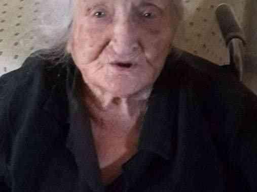 Immagine articolo: S. Margherita di B. nonnina margheritese batte ogni record. Oggi ha festeggiato i 106 anni