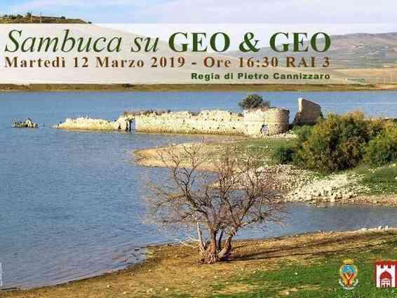 """Immagine articolo: Rai: a """"Geo & Geo"""" un documentario su Sambuca di Sicilia. Oggi alle 16:30 il regista Cannizzaro racconta 'Borgo dei borghi"""""""