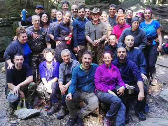 Immagine articolo: Campo di sopravvivenza in Lombardia per i due coniugi menfitani Vita Mistretta e Michele Dimino. Una settimana tra spirito di sopravvivenza e coraggio