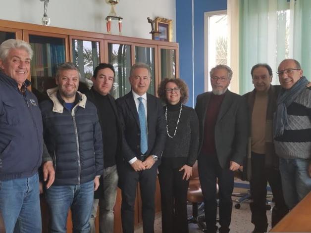 Immagine articolo: Salaparuta, incontro tra Amministratori comunali e Direttore ASP Trapani