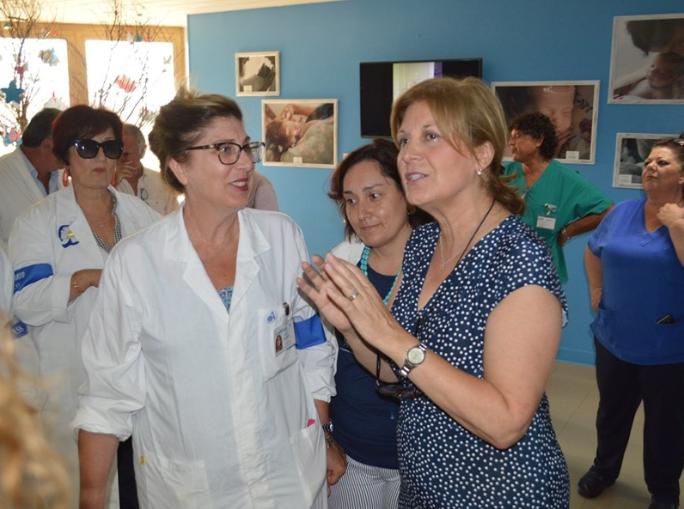 Immagine articolo: L'ospedale Giovanni Paolo II di Sciacca è stato inserito nella rete regionale Stroke Unit