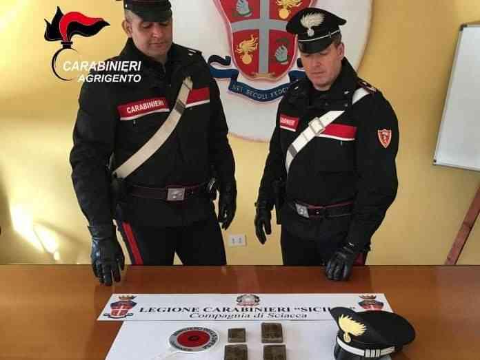 Immagine articolo: Controlli antidroga: Arrestati due palermitani a Sciacca
