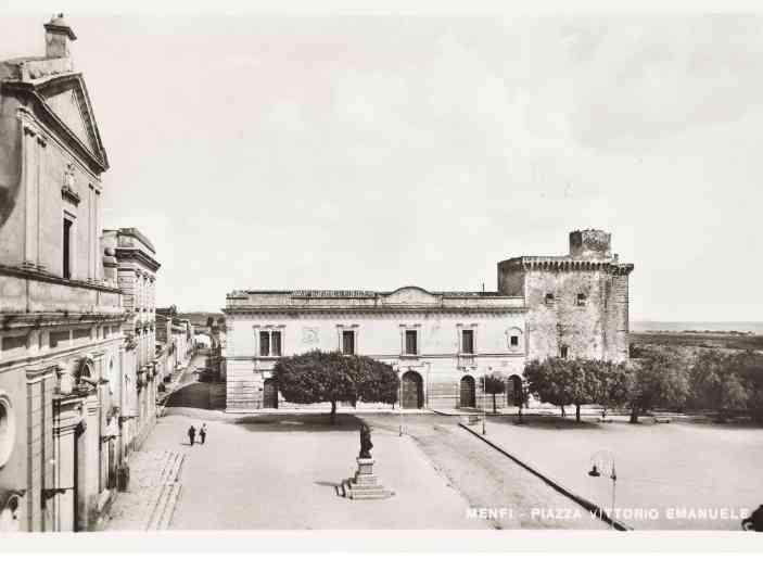 Immagine articolo: 381 anni fa la fondazione di Menfi grazie a Don Diego Tagliava Aragona Pignatelli