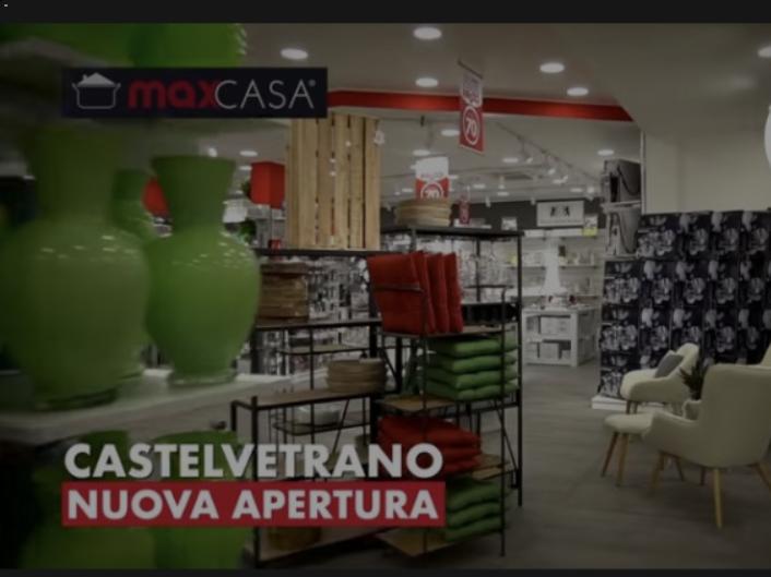 Immagine articolo: Max Casa apre a CVetrano, domani l'inaugurazione del primo punto vendita in provincia