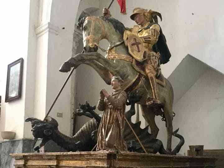 Immagine articolo: Sambuca in festa per onorare il suo Patrono S. Giorgio. Tante le manifestazioni