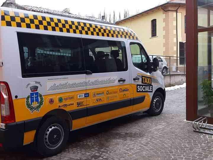 Immagine articolo: Montevago, attivato il Taxi Sociale. Ecco come accedere al servizio