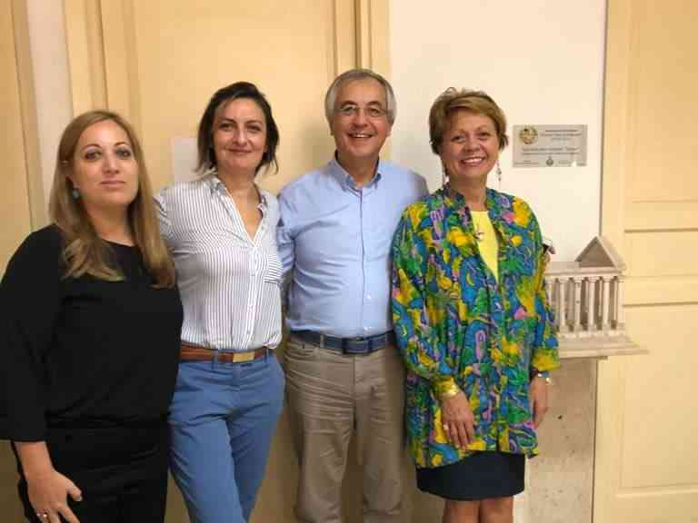 """Immagine articolo: Successo all'incontro di verifica presso lo sportello antiviolenza """"Diana"""" di Calatafimi, Segesta"""