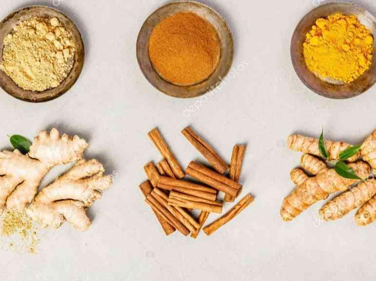 """Immagine articolo: Zenzero, curcuma e cannella: le tre spezie """"magiche"""". Ecco perchè fanno bene alla salute"""