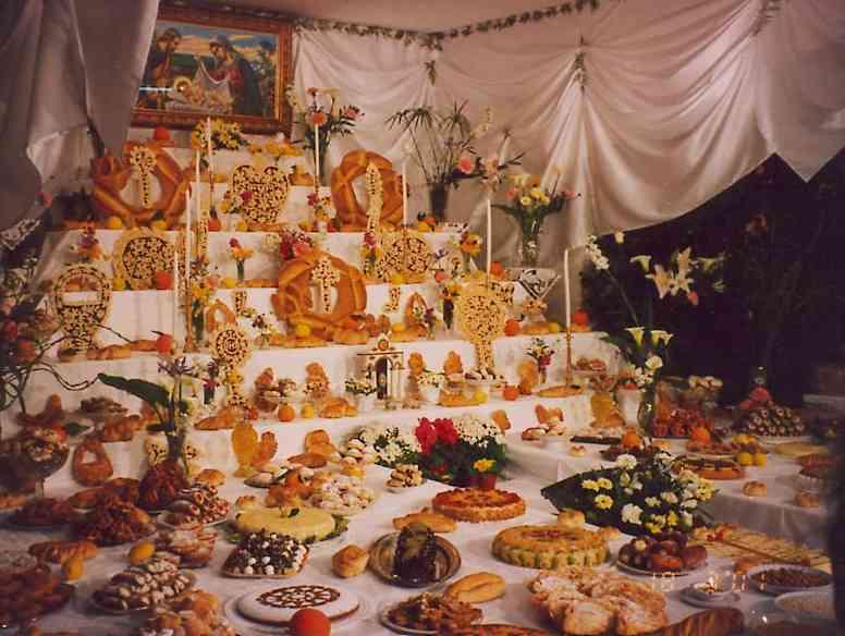 Immagine articolo: Poggioreale-Salaparuta, sono undici gli altari di San Giuseppe