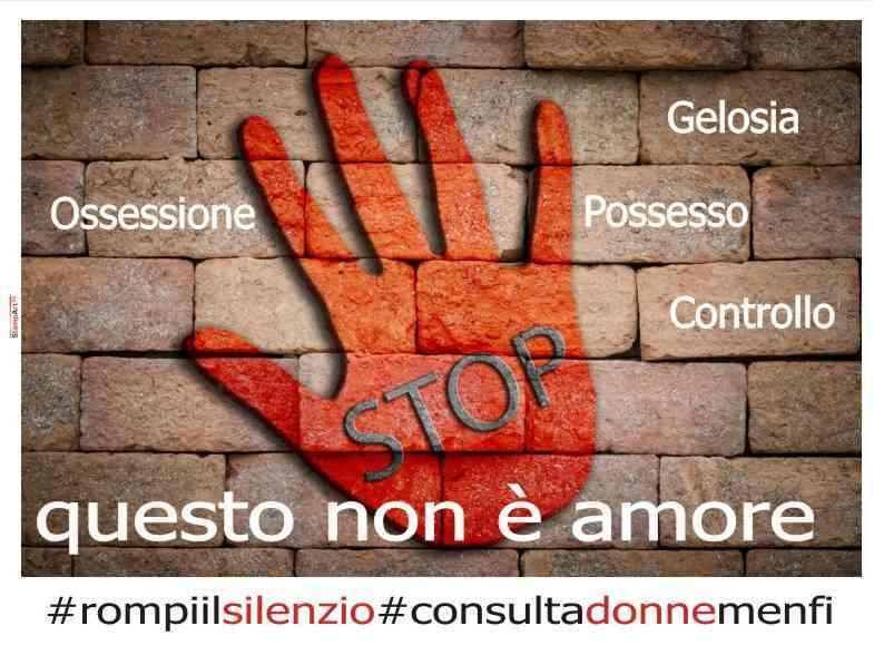 Immagine articolo: Menfi. NO alla violenza sulle donne, domani il corteo organizzato dalla Consulta delle Donne