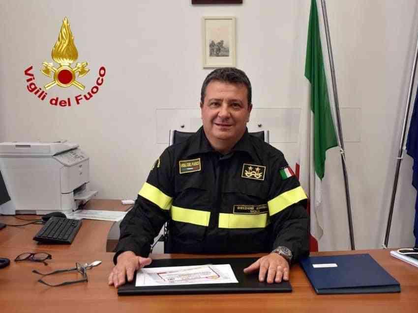 Immagine articolo: L'ing. Ennio Aquilino è il nuovo Direttore Regionale dei Vigili del Fuoco per la Sicilia