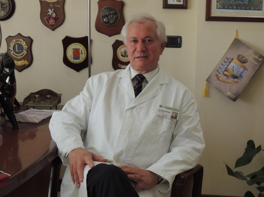 Immagine articolo: S. Margherita di B., prestigioso riconoscimento per il Professore Gaspare Gulotta