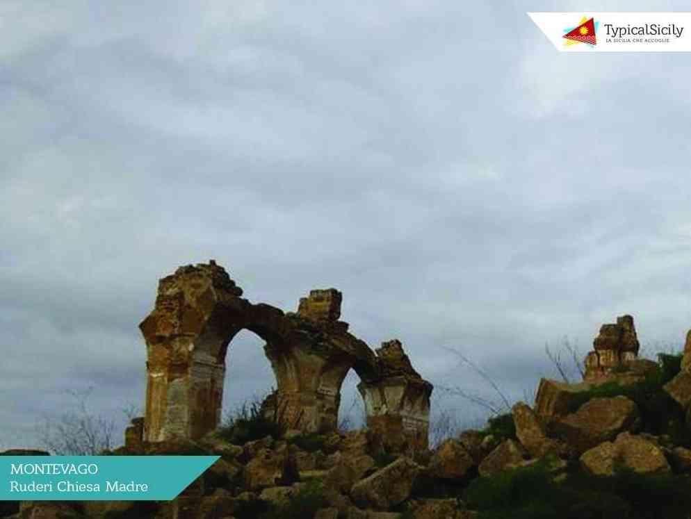 Immagine articolo: Ricordando la Chiesa Madre di Montevago consacrata nel 1820 e distrutta dal sisma del 1968
