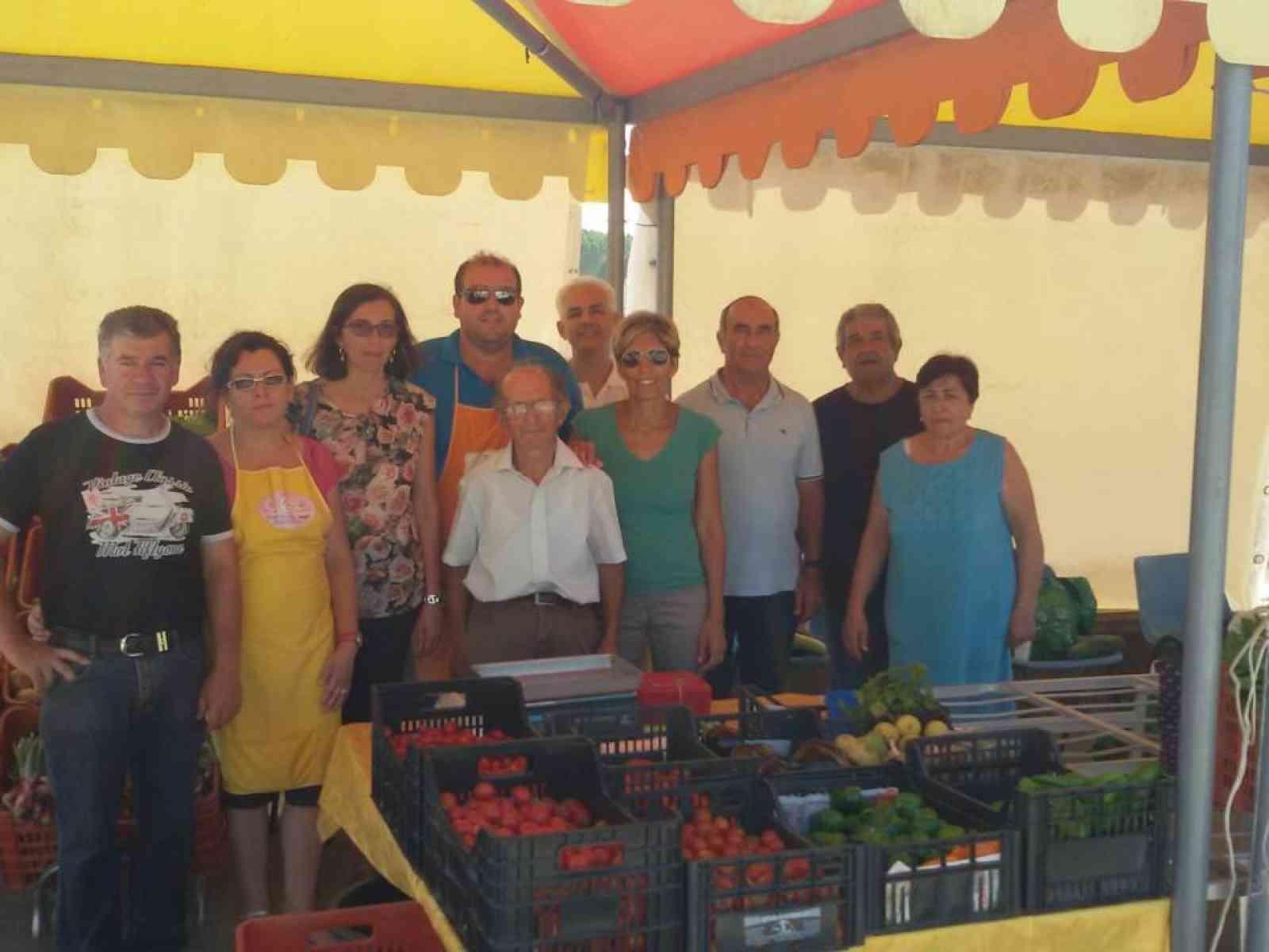 """Menfi. In estate il """"Mercato degli Agricoltori"""" anche a Porto Palo e Fiori"""