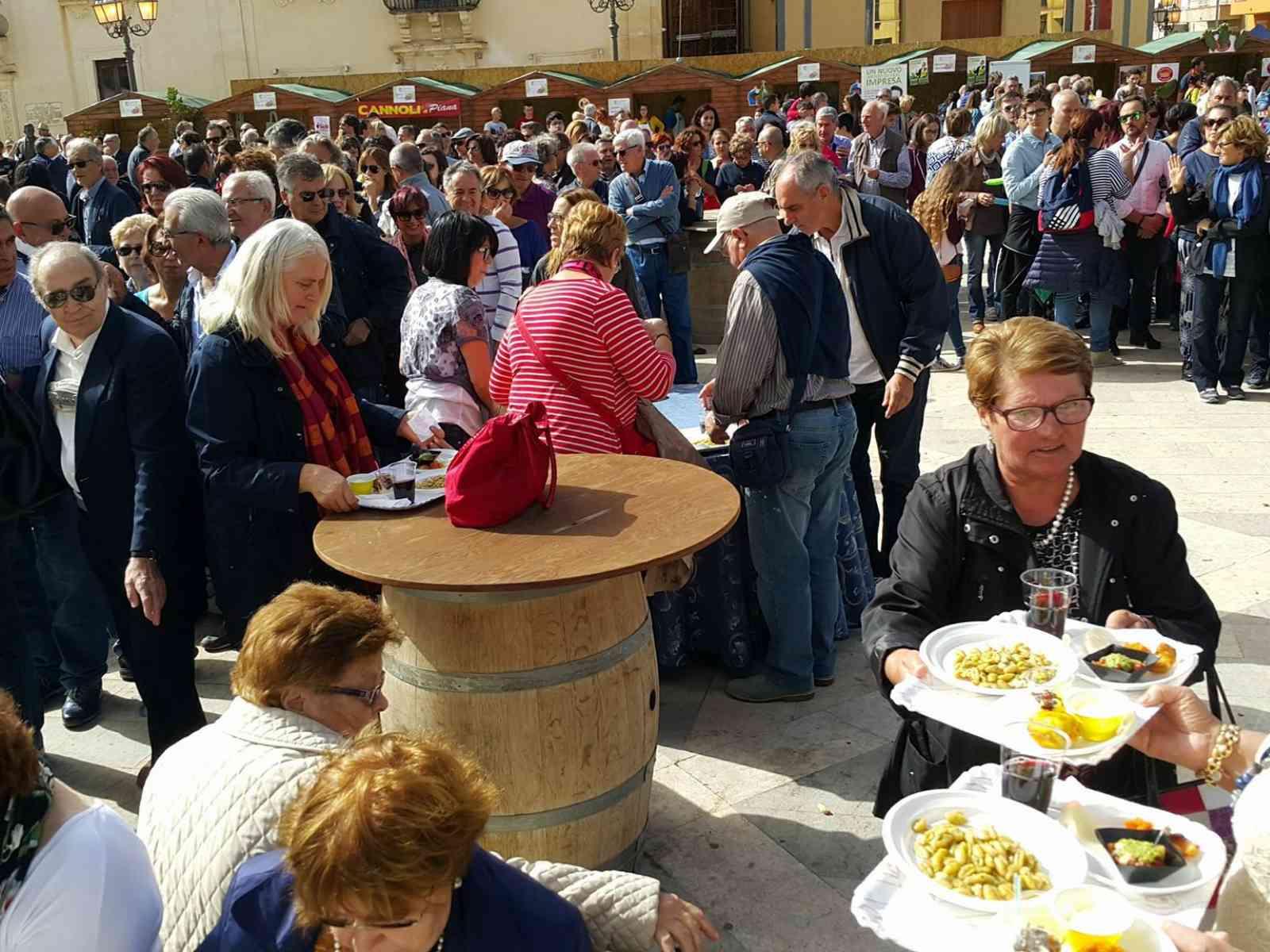 Santa Margherita. Oltre in 10mila per il Ficodindia Fest