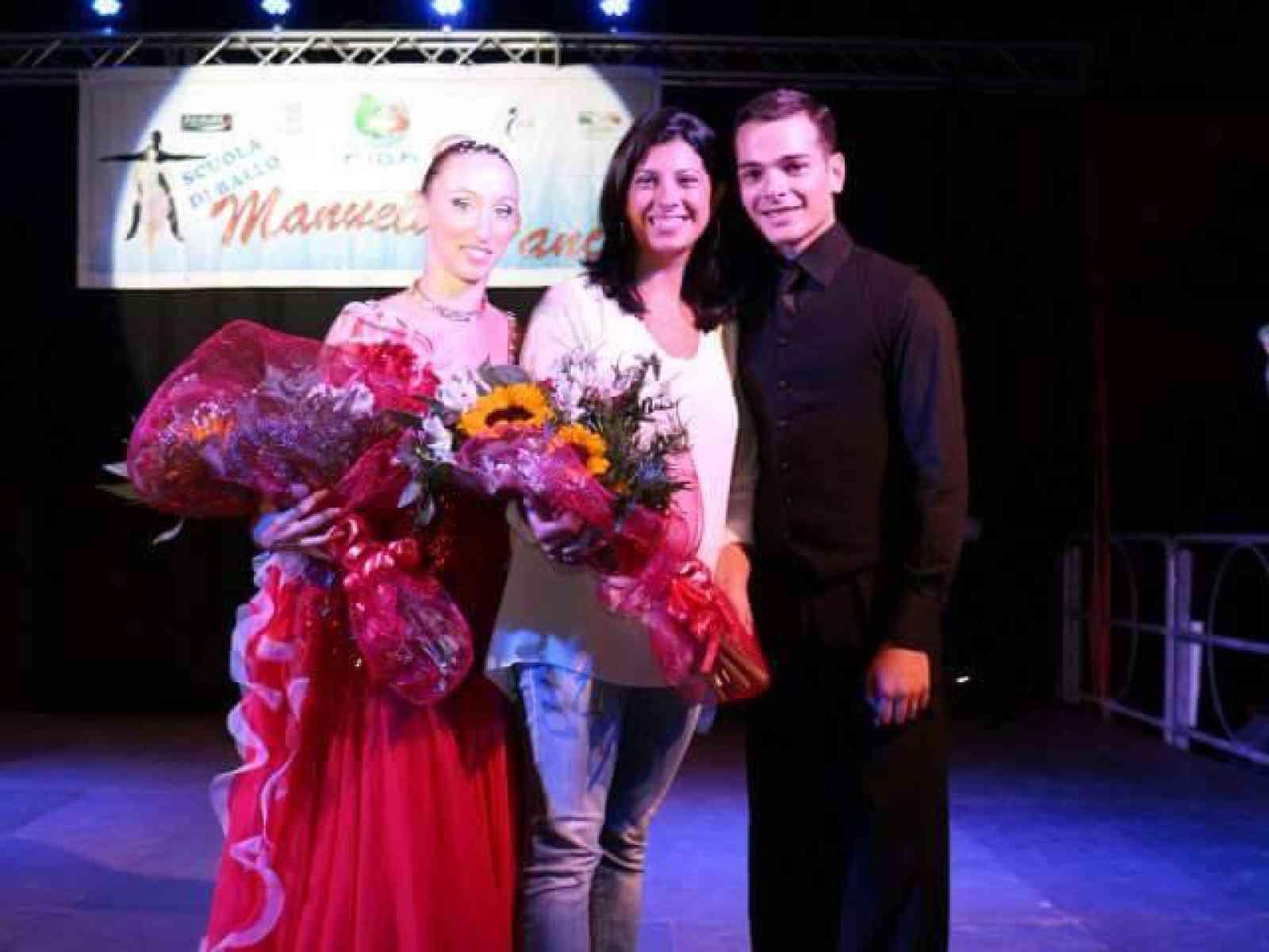 Ballo. La coppia Sabella-Bilello è l'unica italiana ad esibirsi al Malta National Dance Concil