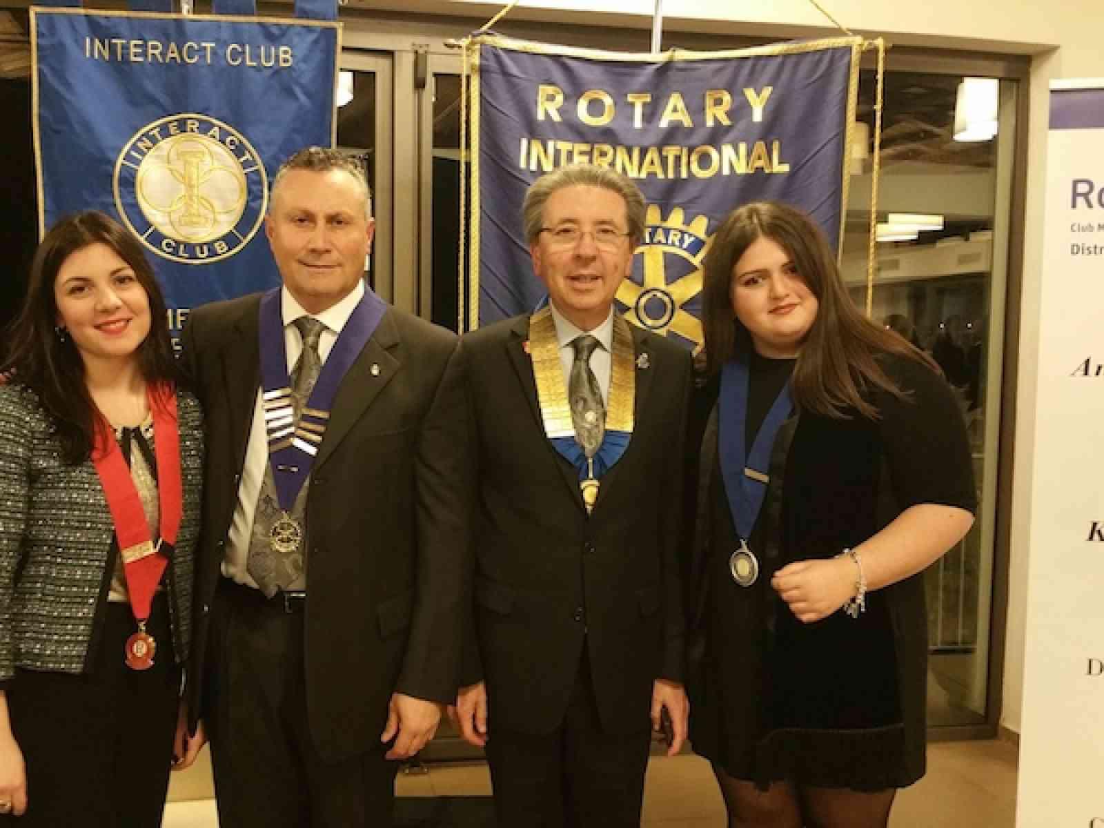 """Il Governatore del Rotary Distretto Sicilia e Malta in visita al Club Menfi """"Belìce-Carboj"""""""