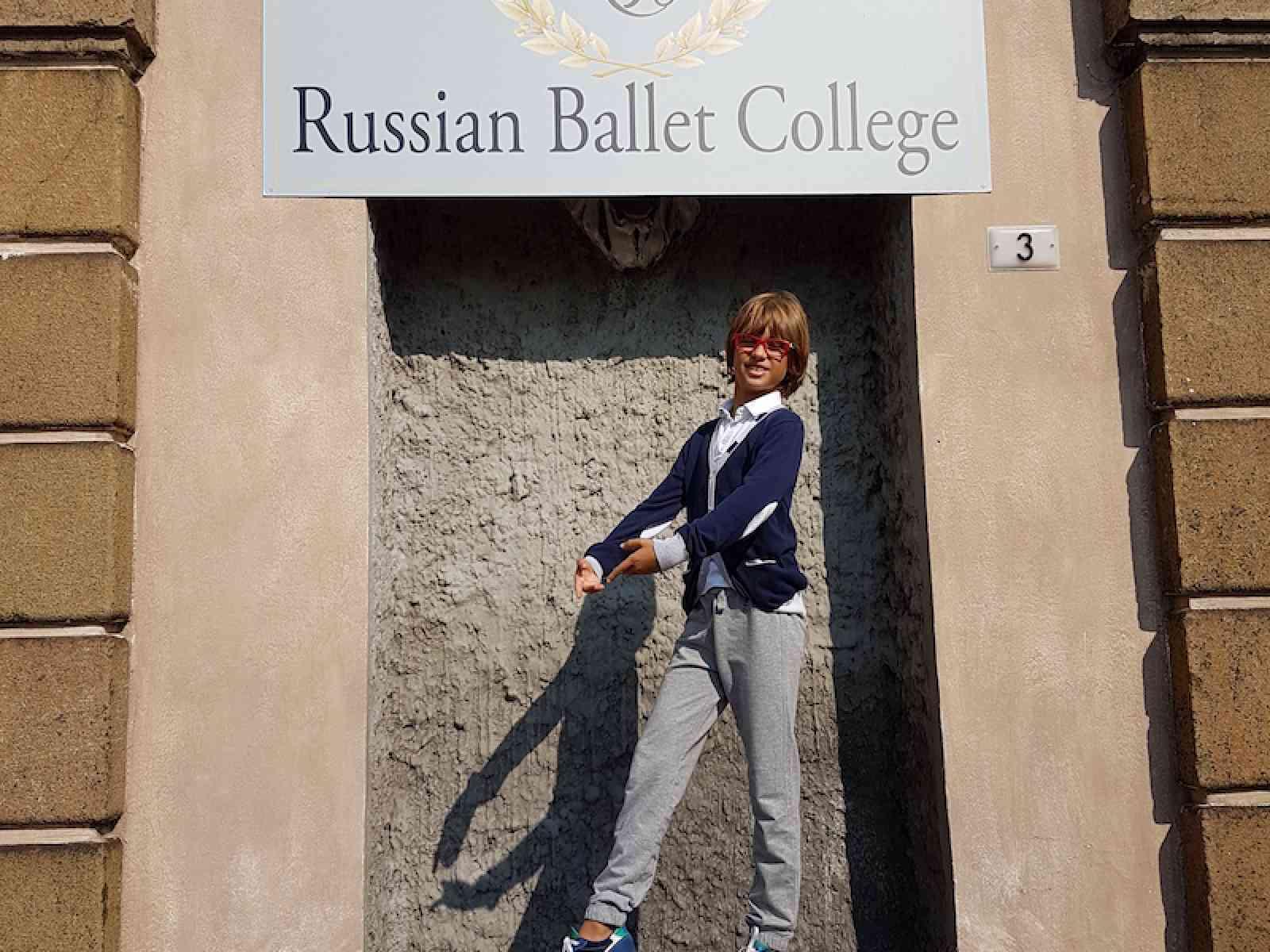 Menfi ha un nuovo talento della danza: il giovane Gabriél è ammesso al Russian Ballet College di Genova