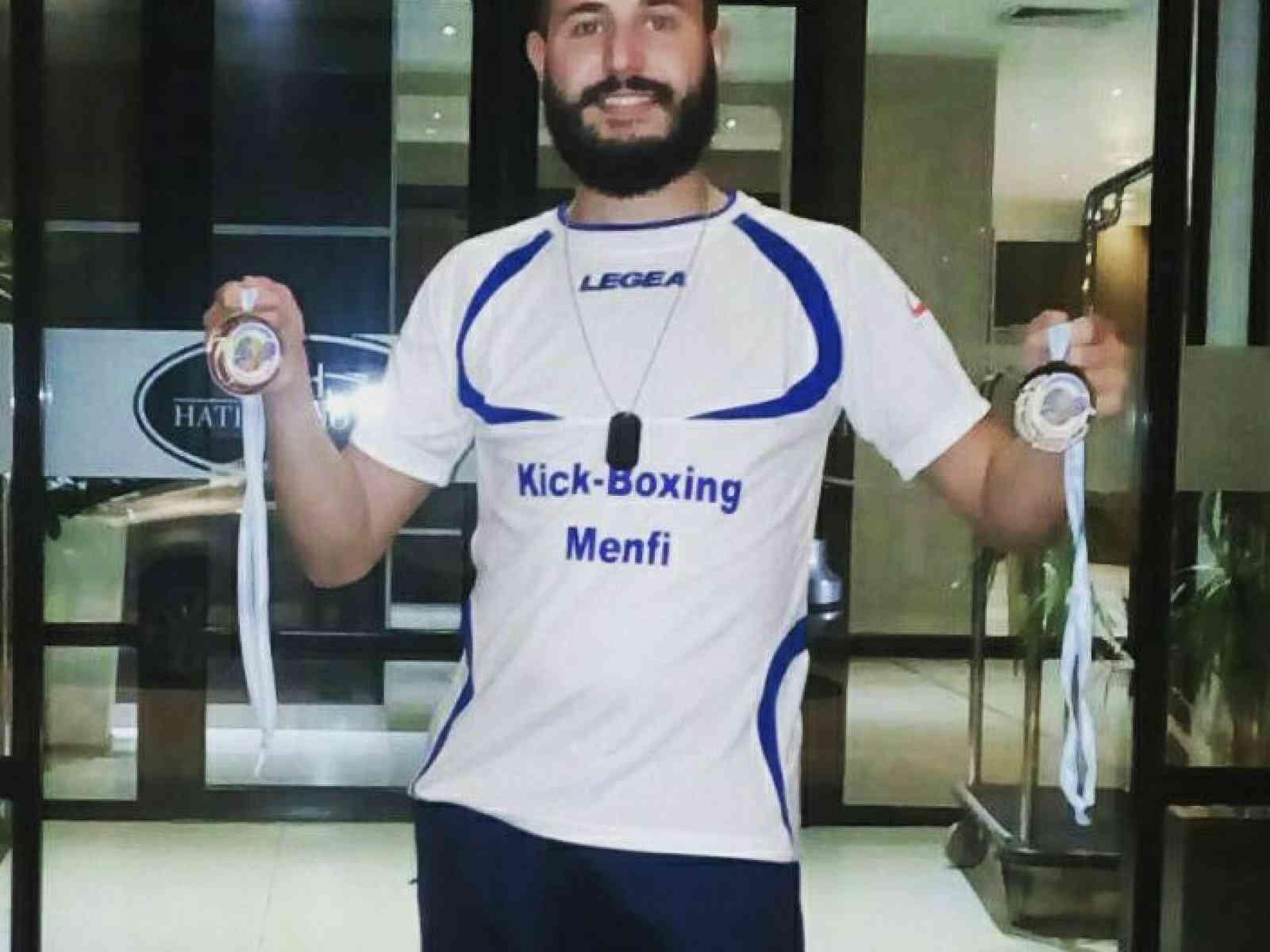 Menfi. Kick Boxing. Tarantino vince un bronzo e un argento ai mondiali in Argentina