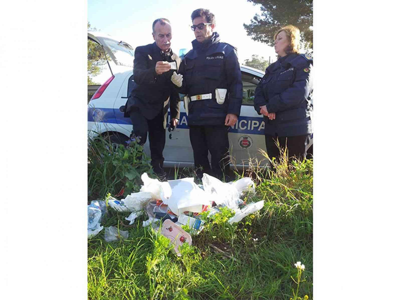 """Santa Margherita. Il 70% in meno di rifiuti abbandonati grazie alla """"Tolleranza Zero"""""""