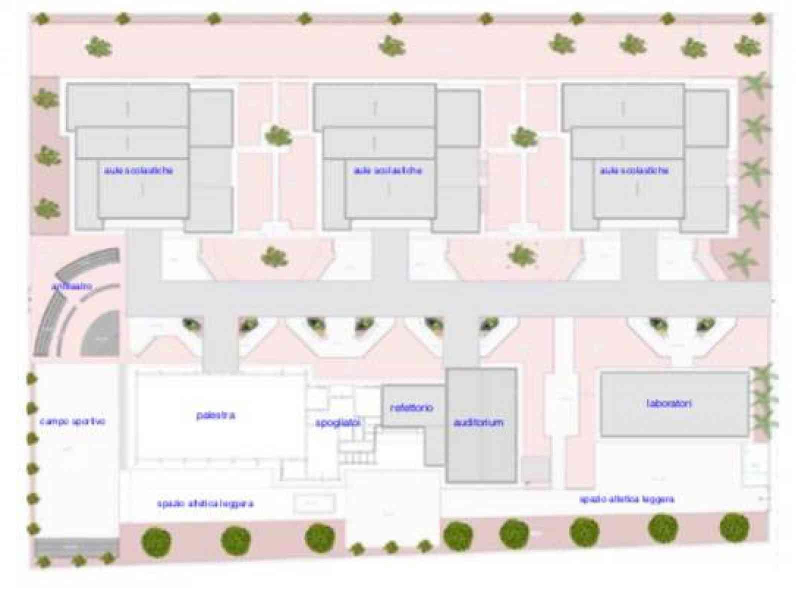 Menfi. 1,5milioni di euro per il rinnovamento della scuola L.Radice