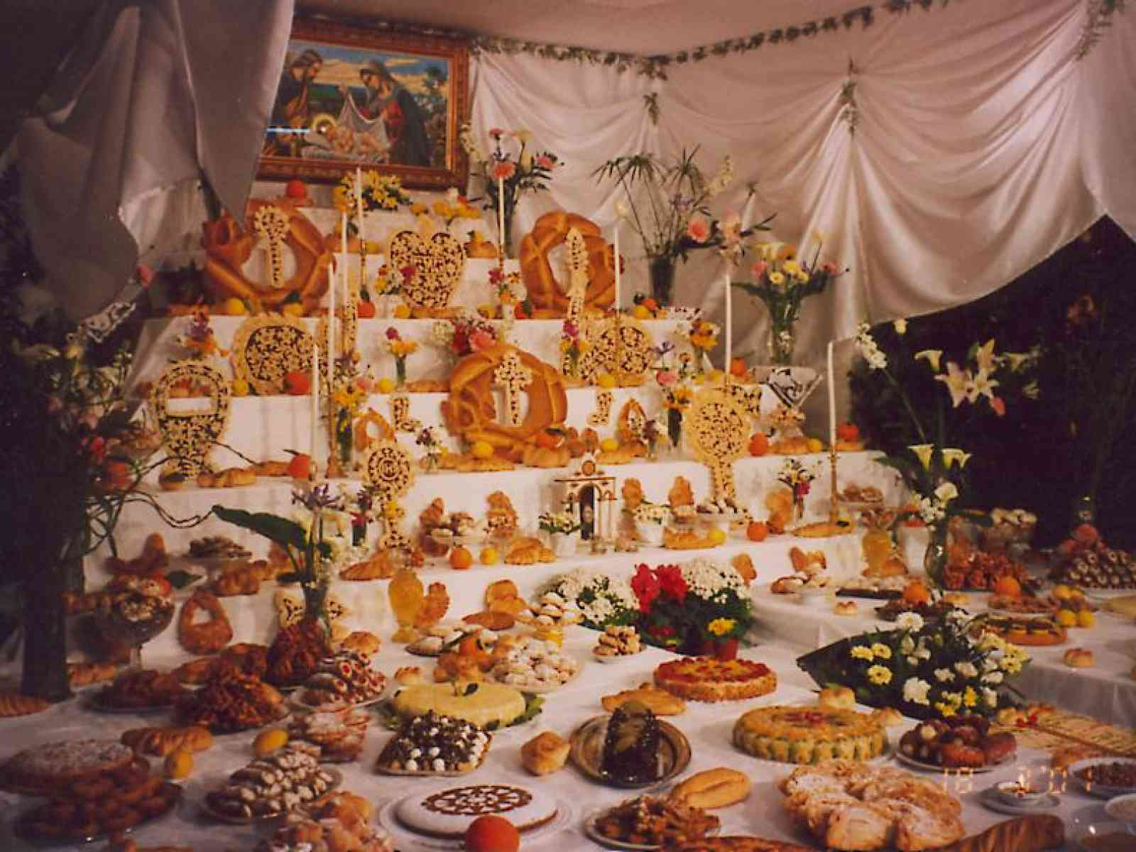 """Poggioreale. Tutto pronto per i tradizionali """"Altari di San Giuseppe"""""""