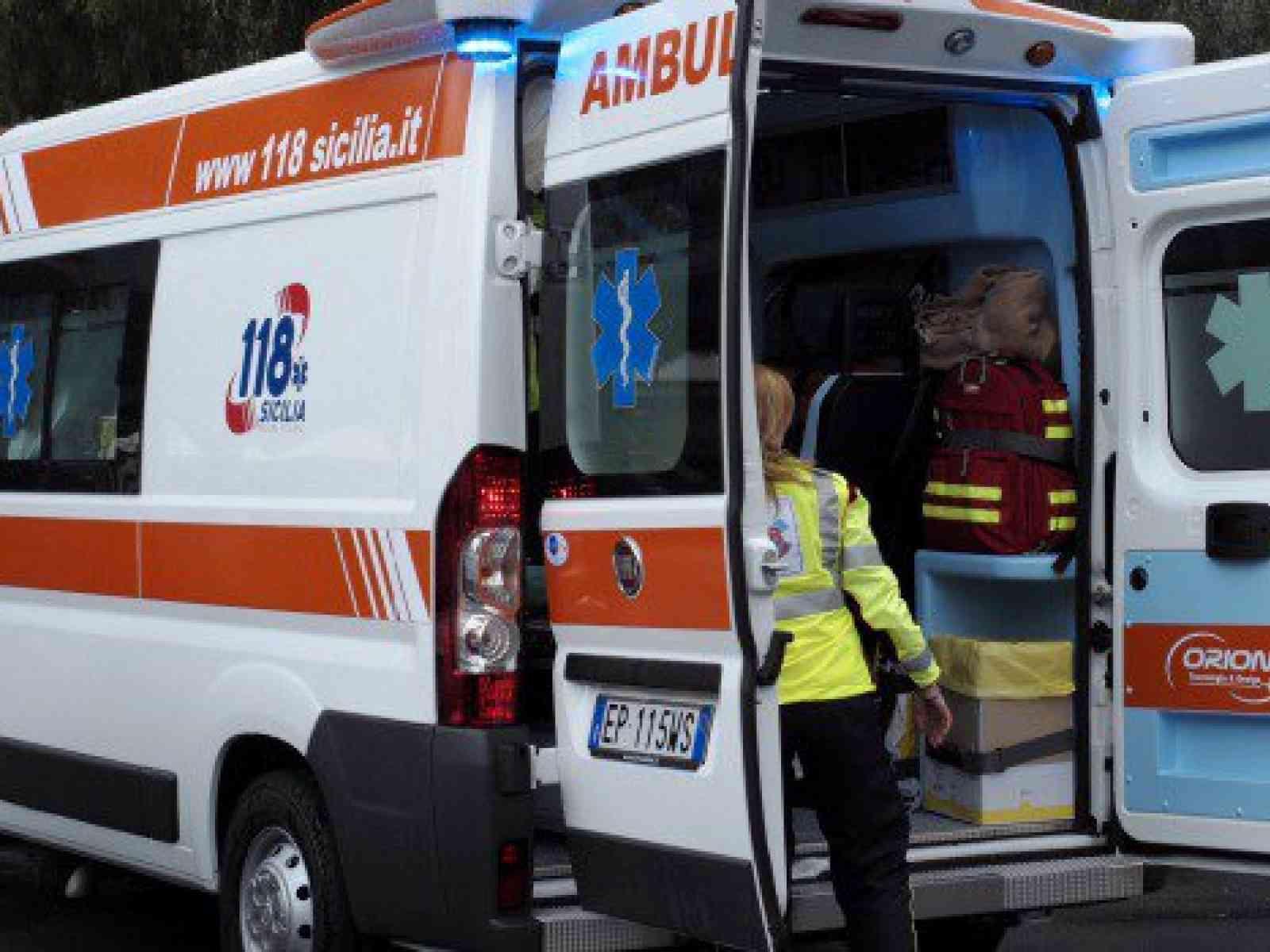 A dieci giorni dal brutto incidente restano gravi le condizioni del giovane diciannovenne menfitano