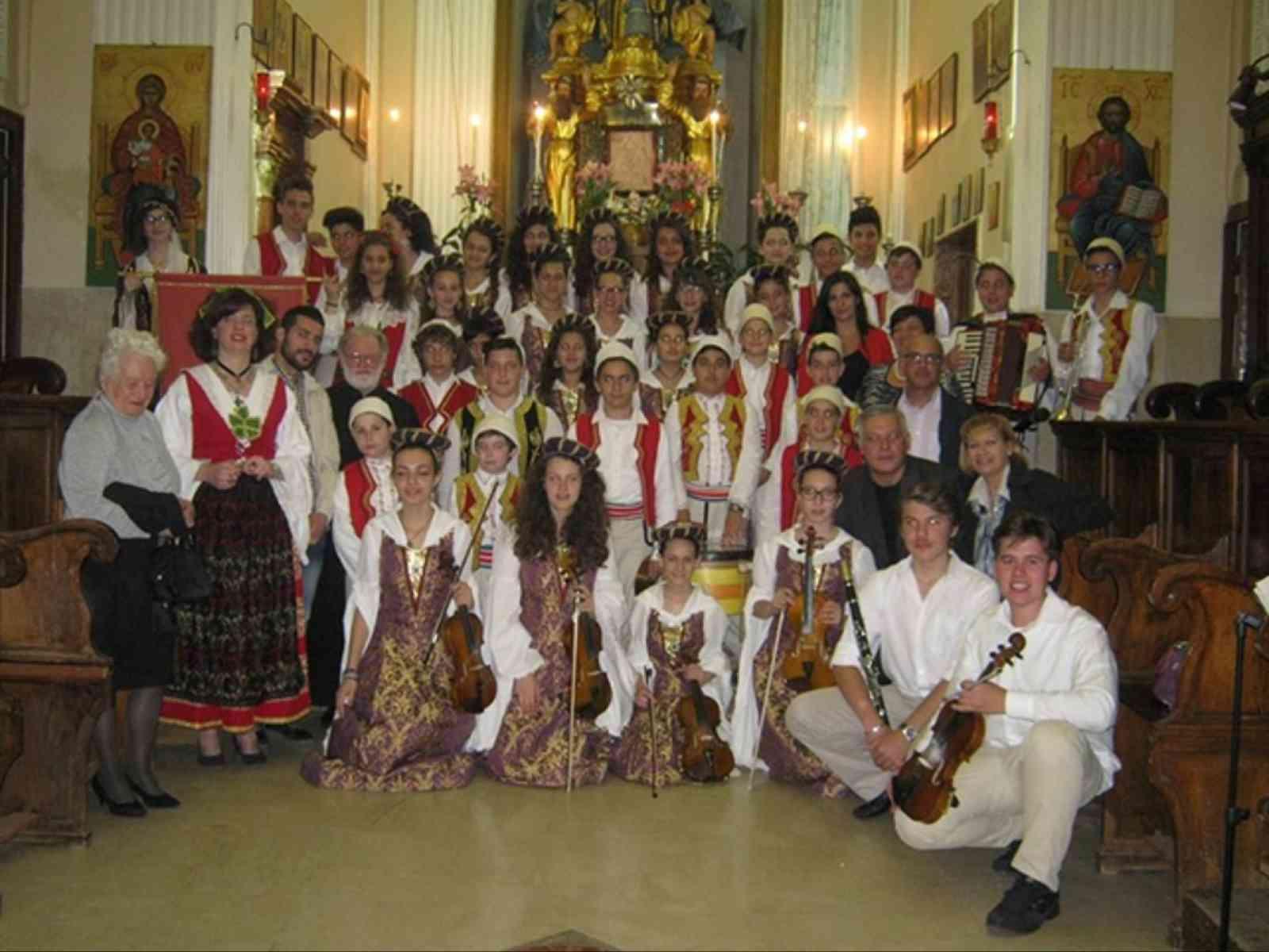 """Montevago. Questa sera, il gruppo """"Brinjat"""" di Contessa è in concerto presso il Santuario"""
