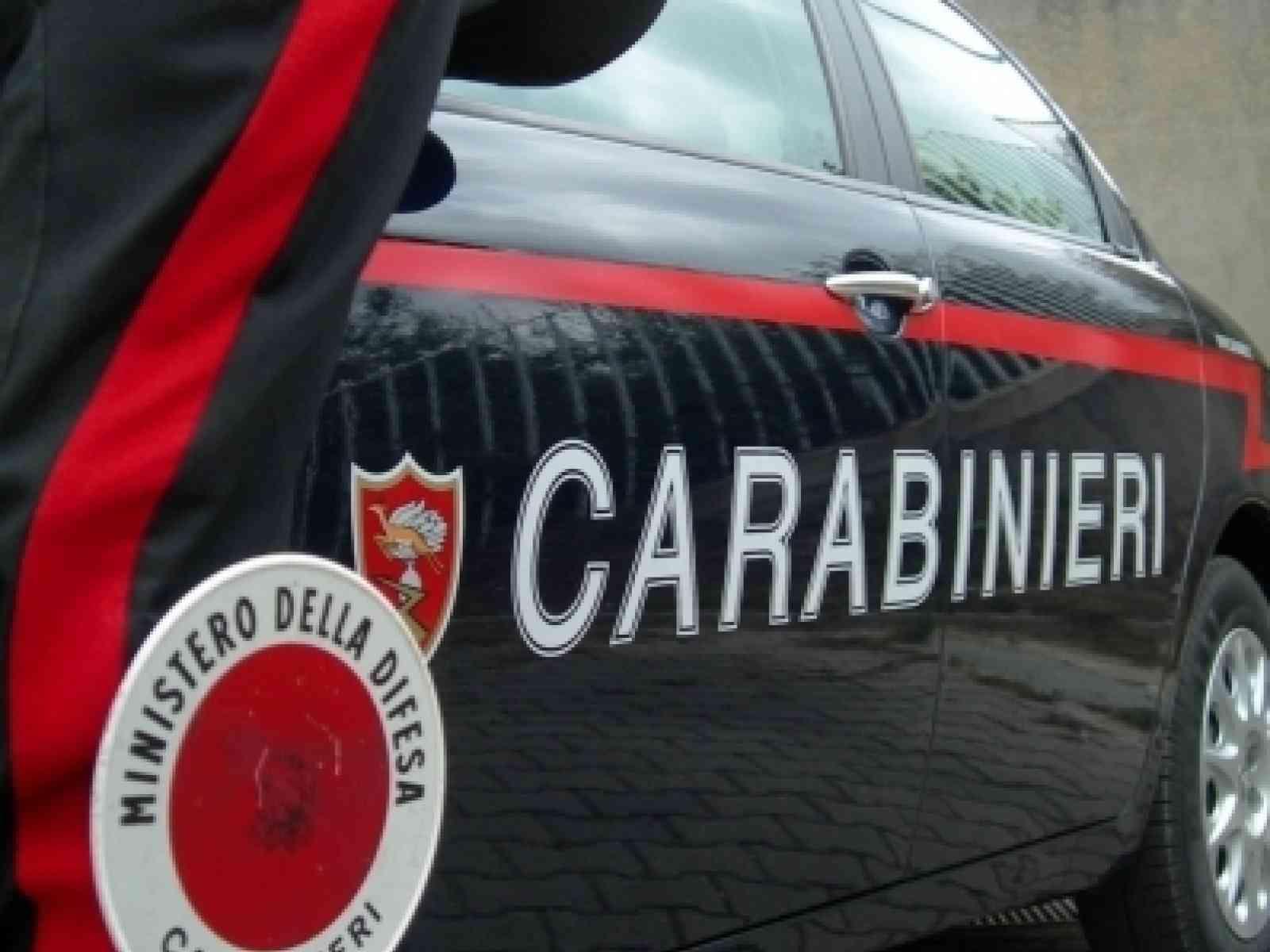I Carabinieri di Sciacca arrestano due corrieri della droga di Ribera