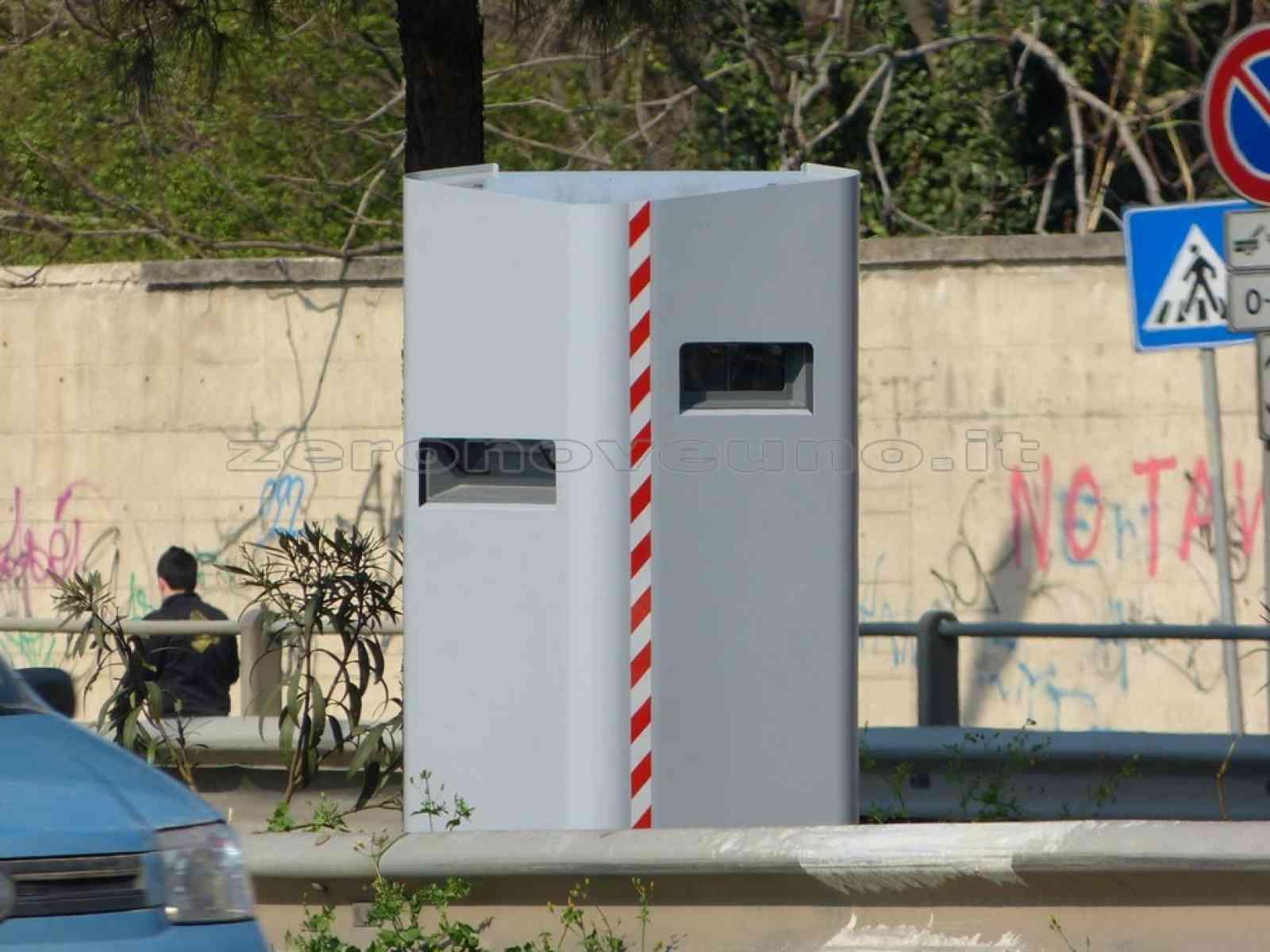 """Autovelox. Per l'estate maggiori controlli sulla SS624 """"Fondovalle"""" Palermo-Sciacca"""