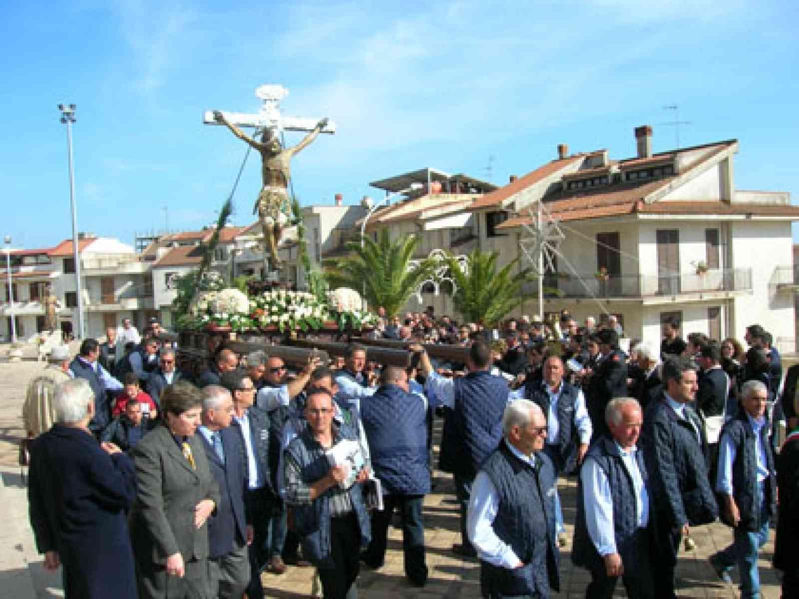 """Santa Margherita. Ritorna la secolare """"festa di lu tri maggiu"""""""