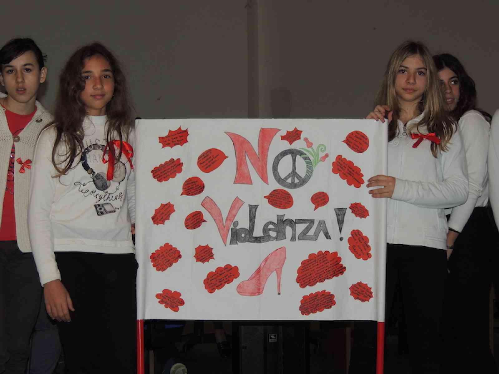 Anche gli studenti di Salaparuta, Poggioreale e Partanna contro la violenza sulle donne