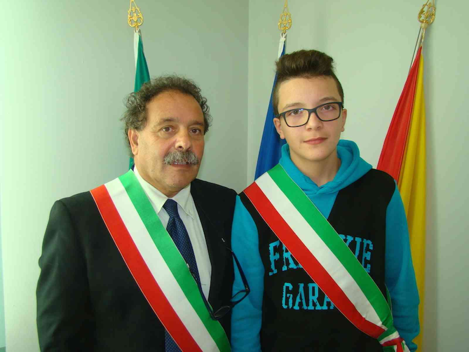 Salaparuta, Gapare Restivo è il nuovo baby sindaco