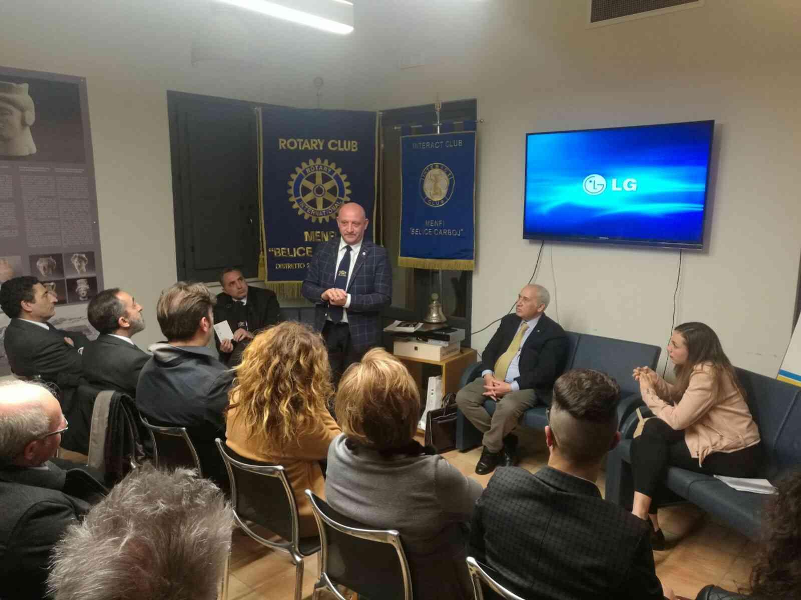 """""""I giovani: ambasciatori credibili per una cultura di legalità"""". A Menfi un incontro con il Prof. Nicolò Mannino"""